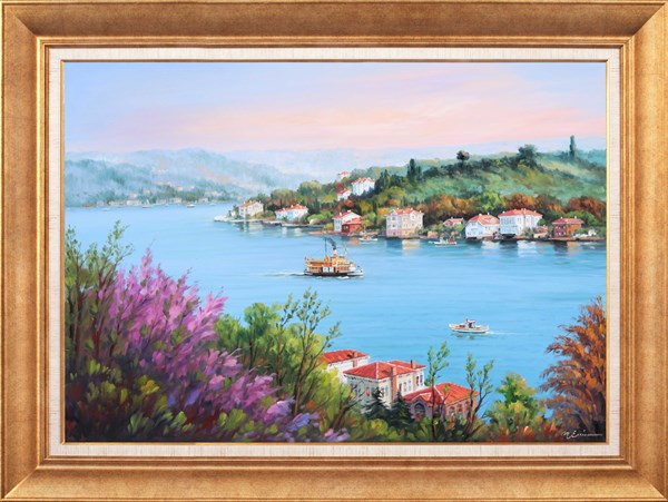 From the Bosphorus | Oil Painting