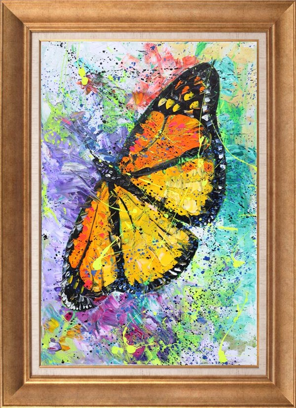 My Butterfly Wing Wing | Oil paintings