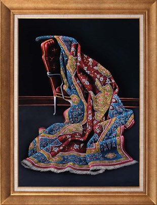 Persian Carpet | Oil paintings