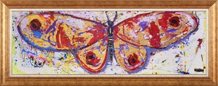 Butterfly Wing Wing | Oil Painting