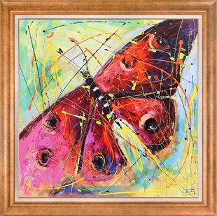 Butterfly Effect | Oil Painting