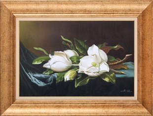 Magnolias | Oil paintings