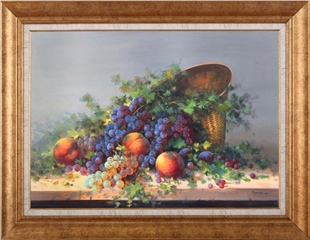 Still Life-2 | Oil paintings